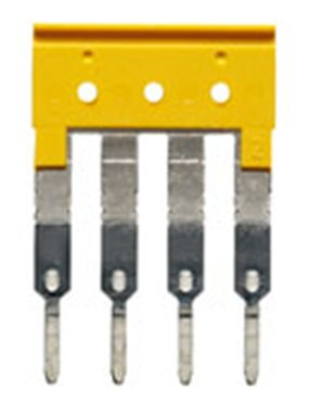 Weidmuller ZQV 10-Pole Jumper Bar for Terminal Blocks