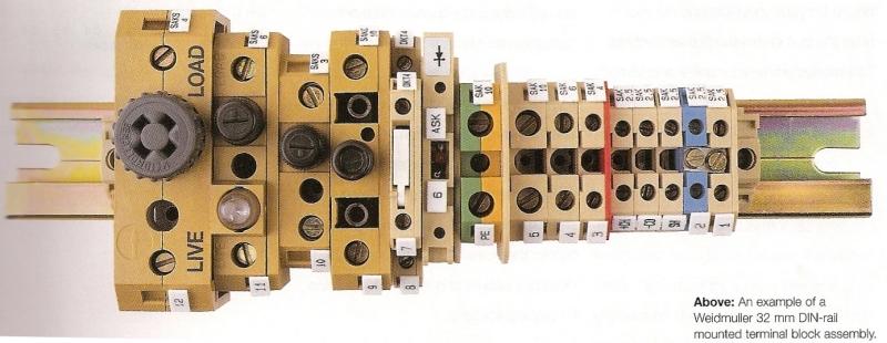 Splitrail Configuration Circuit
