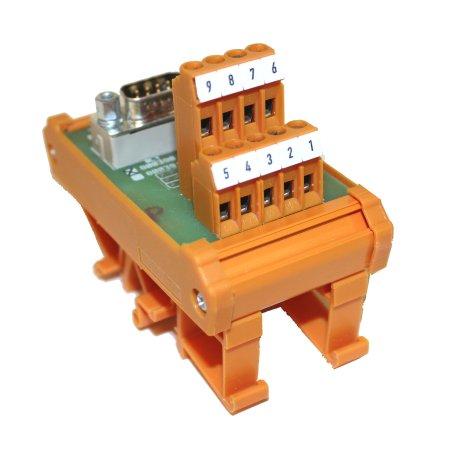Details about  /Weidmuller RS-SD Interface Module Terminal Block 801989